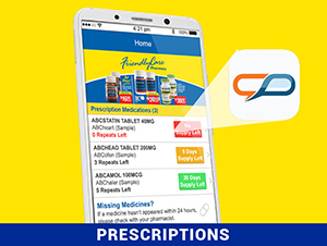 FriendlyCare Pharmacy Prescriptions Management