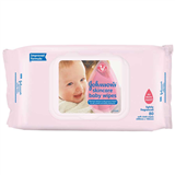 Johnsons Baby Wipes Skincare Refill