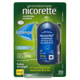 Nicorette Cool Drops Lozenges 4mg 20