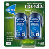 Nicorette Cool Drops Lozenges 2mg 80